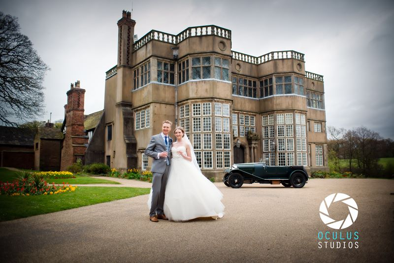 Leasowe Castle - Wedding Photographers