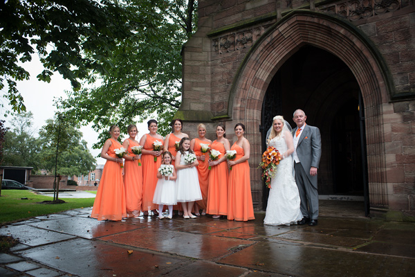 Bridal Party - Wedding photography