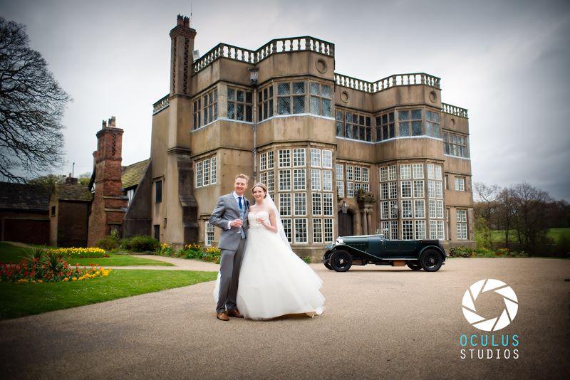 Leasowe Castle - Wedding Photographers