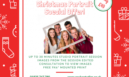 Christmas 2016 Photoshoot Offer