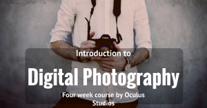 Digital Photography Camera Course