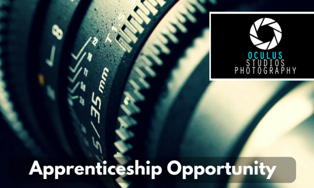 Apprenticeship Opportunity