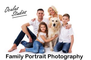 Family portrait photographer in Cheshire