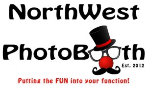 Logo for Northwest Photobooth in Warrington