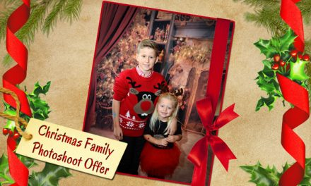 Christmas Family Photoshoot Offer