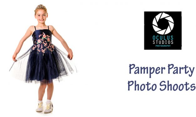 Pamper Party Photo Shoots